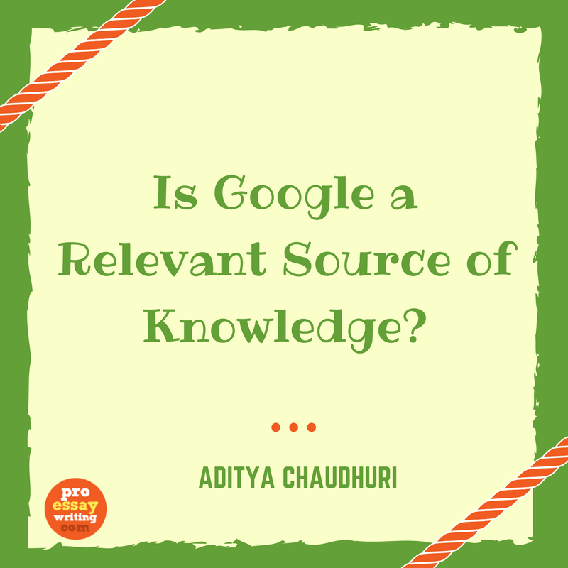 is-google-a-relevant-source-of-knowledge